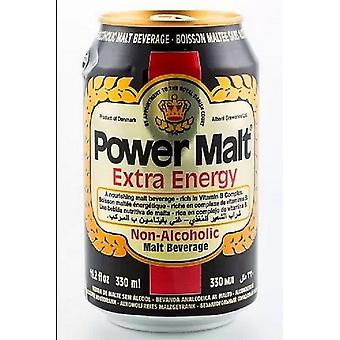 Power Malt Extra Energy-( 330 Ml X 24 Bottles )
