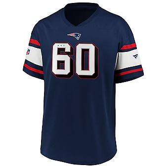 Iconic Poly Mesh Supporters Jersey - New England Patriots