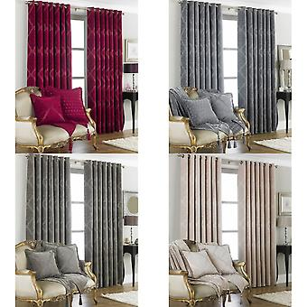Riva Home Winchester Ringtop Curtains