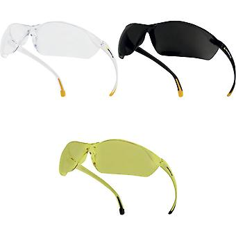 Delta Plus Meia Polycarbonate Lens Work Safety Glasses