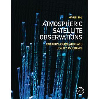 Atmosfäriska satellitobservationer av Xiaolei Zou