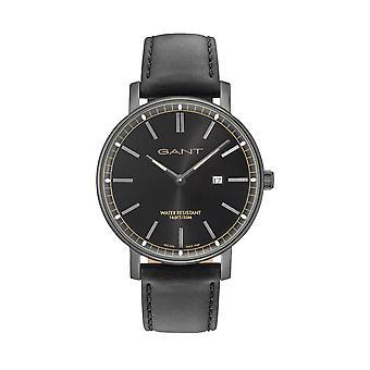 Gant Original Männer ganzjährig Uhr - schwarz Farbe 32537