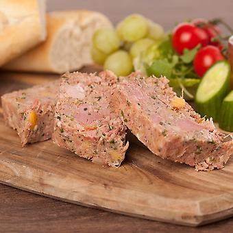 Innovate Frozen Ham Hock with Apricot Terrine