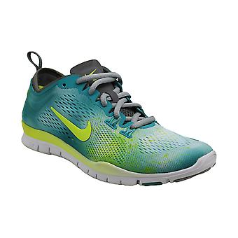 Nike Womens nike free 5.0 tr fit 4 print Fabric Low Top Lace Up Running Sneaker