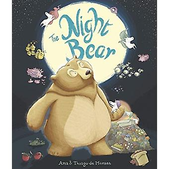 Night Bear by Ana de Moraes