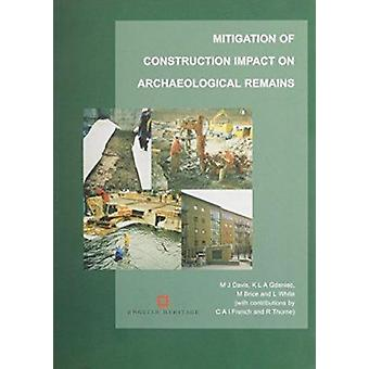 Mitigation of Construction Impact on Archaeological Remains by M. J.