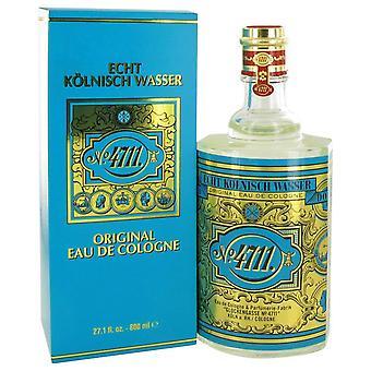 4711 Eau De Cologne (Unisex) By Muelhens 27 oz Eau De Cologne