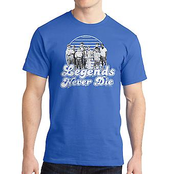 Sandlot Legends Men's Royal Blue T-shirt