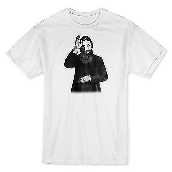 Camiseta místico Rasputin hombres