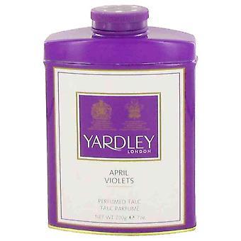 Huhtikuuta orvokit talkki Yardley Lontoo 7 oz talkki