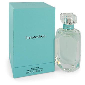Tiffany Eau De Parfum Spray By Tiffany 2.5 oz Eau De Parfum Spray