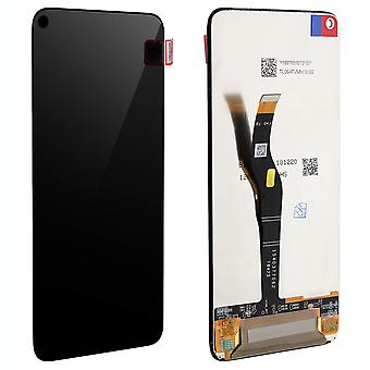 Block Replacement LCD Touch Screen Digitizer for Honor 20/Huawei Nova 5T- Black