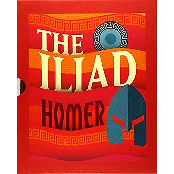 The Iliad by Homer - 9781789501766 Book