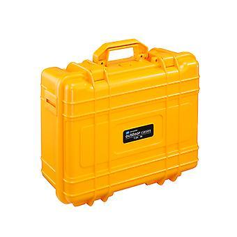B&W Tipo di caso esterno 50, Vuoto, Arancione