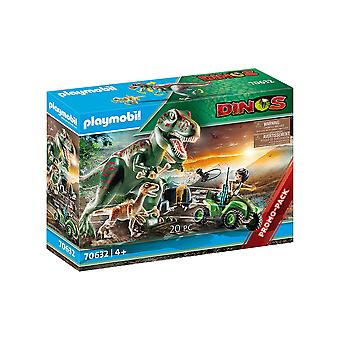Playmobil 70632 Dinos T-Rex Angriff