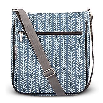 Nicky James Vine Blue Large Crossbody Bag
