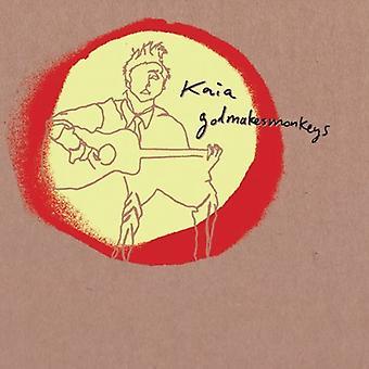 Kaia - Godmakesmonkeys [CD] USA import