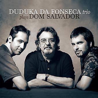 Duduka Da Fonseca Trio - Plays Dom Salvador [CD] USA import