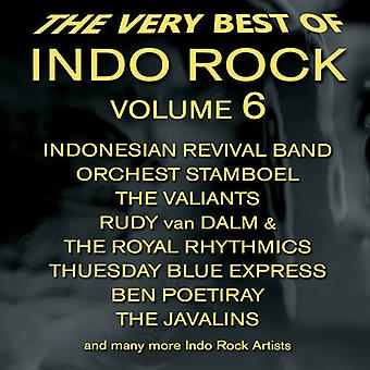 Various Artist - Very Best of Indo Rock Vol. 6 [CD] USA import