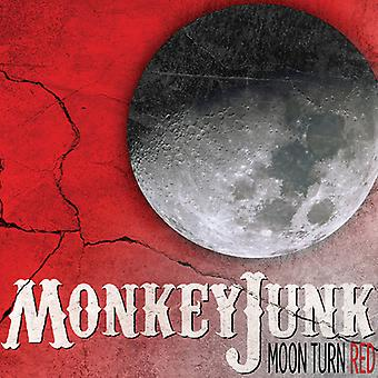 Monkeyjunk - Moon Turn Red [CD] USA import