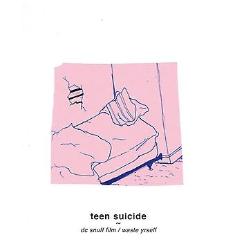 Teen Suicide - Dc Snuff Film / Waste Yrself [CD] USA import