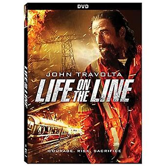A vida na linha [DVD] EUA importar