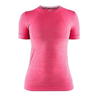 Craft Womens Fuseknit Comfort RN Short Sleeve Baselayer