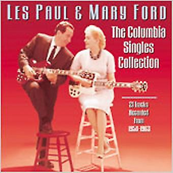 Paul/Ford - Columbia Singles Collection [CD] USA import