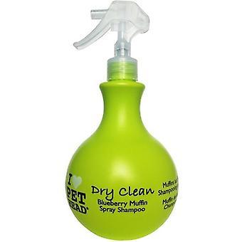 Pet Head Dry Clean Liquid Spray Dog Shampoo