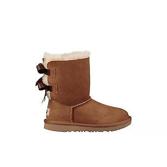 UGG Footwear UGG Girl's Chestnut Bailey Bow II Boots