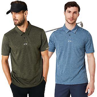 Oakley heren Aero Ellipse Golf Polo shirt