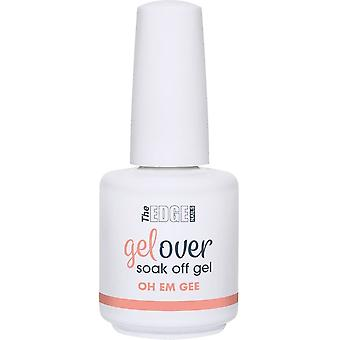 The Edge Nails Gelover 2019 Soak-Off Gel Polish Collection - Oh Em Gee 15ml (2003328)
