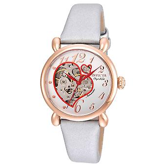 Invicta  Objet D Art 22648  Satin  Watch