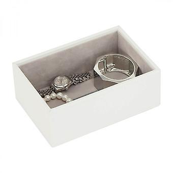 Stohovače Biele Mini hodinky / príslušenstvo Vrstva