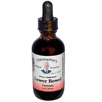Christopher's Original Formulas, Lower Bowel Formula, 2 fl oz (59 ml)