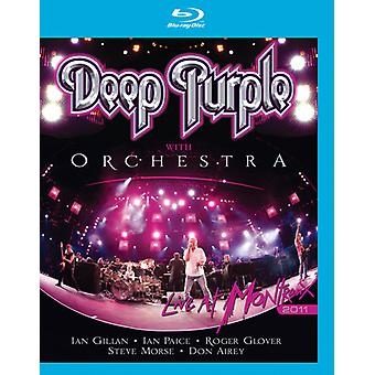 Deep Purple - Live at Montreux 2011 [BLU-RAY] USA import