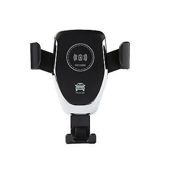 Wireless Qi Ladegerät - Autohalter für schnelles Aufladen