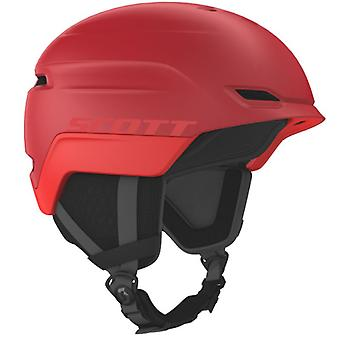 Kask Scott Chase 2 Plus Wine Red MIPS
