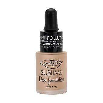 Drop Foundation Sublime 02 Y 1 unit