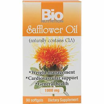 Bio Nutrition Inc Safflower Oil, 1000 MG, 90 SOFTGELS