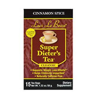 Laci Le Beau Laci Super Dieters Tea, 15 Bags