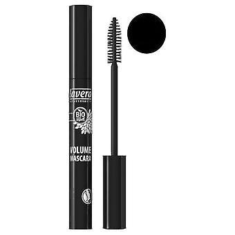 Lavera Volume Mascara Black, 6.5 ml