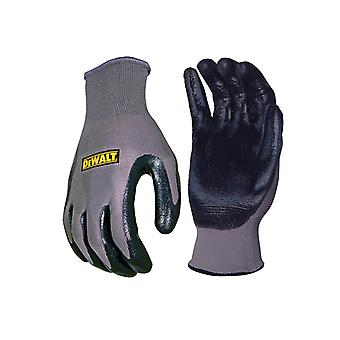 DEWALT DPG66L Nitril nylon handschoenen - Grote DEWDPG66L