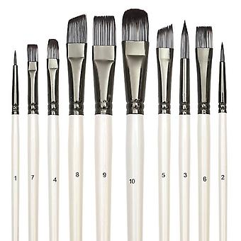 Acrylic Paint Brushes Set For Art