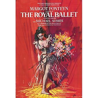 The Royal Ballet Movie Poster Print (27 x 40)
