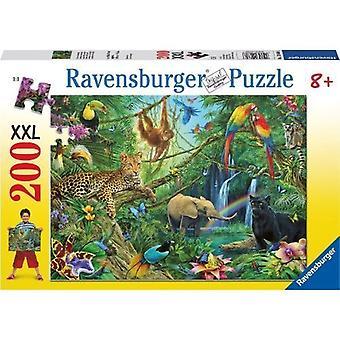 Dschungel Puzzle Ravensburger XXL 200 Teile