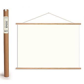 Cavallini Vintage Poster Kit - Horizontal - affiche bricolage / graphique suspendus Kit