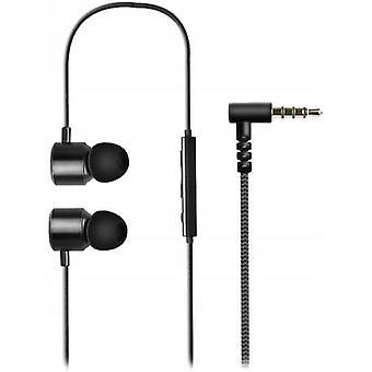 LG Quadbeat 3 Casque stéréo dans l'oreille 3.5mm - Noir