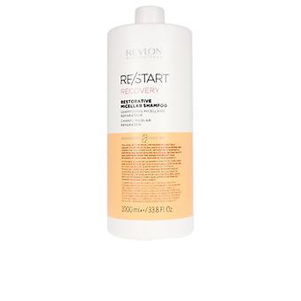 Fuktighetsgivende sjampo Re-Start Recovery Restorative Micellar Revlon (1000 ml)