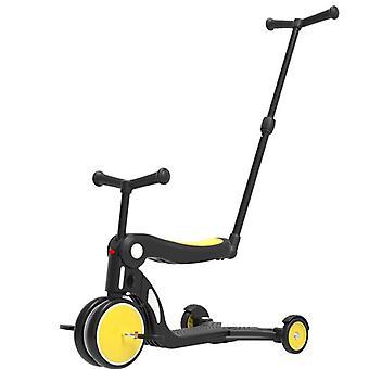 Taittuva skootteri kolmipyöräinen leluauto matkalle